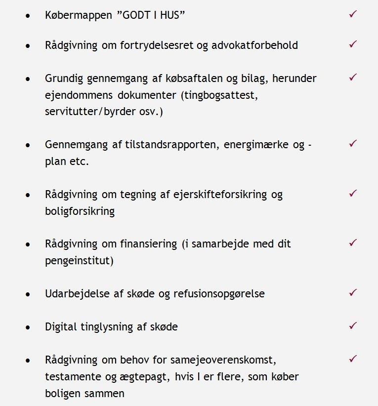 liste GIH